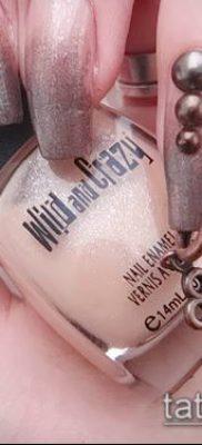 Фото Пирсинг ногтей (Nail Piercing) (значение) – пример рисунка – 060 tatufoto.com
