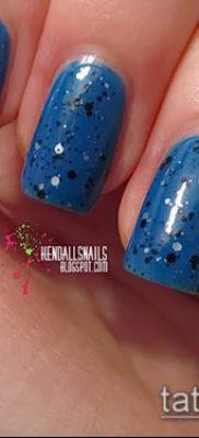 Фото Пирсинг ногтей (Nail Piercing) (значение) – пример рисунка – 063 tatufoto.com