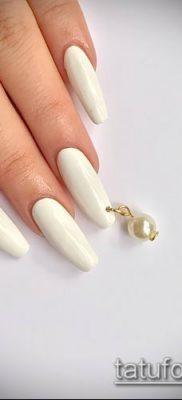 Фото Пирсинг ногтей (Nail Piercing) (значение) – пример рисунка – 064 tatufoto.com