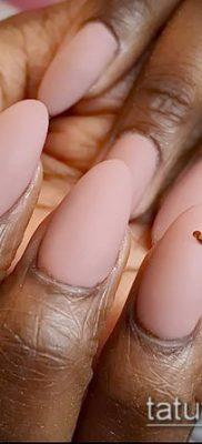 Фото Пирсинг ногтей (Nail Piercing) (значение) – пример рисунка – 069 tatufoto.com
