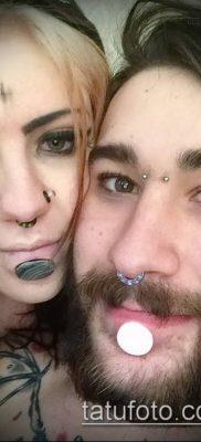 Фото Пирсинг носа (Tattoo Nose Piercing) (значение) – пример рисунка – 019 tatufoto.com