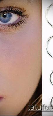 Фото Пирсинг носа (Tattoo Nose Piercing) (значение) – пример рисунка – 051 tatufoto.com