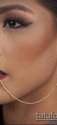 Фото Пирсинг носа (Tattoo Nose Piercing) (значение) – пример рисунка – 073 tatufoto.com
