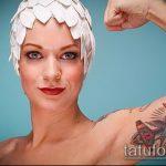 Фото Сколько заживает тату (Tattoo) (значение) - пример рисунка - 006 tatufoto.com