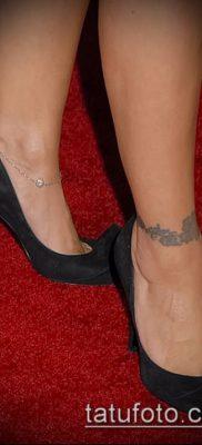 Фото Тату Алиссы Милано (Tattoo Alyssa) (значение) – пример рисунка – 008 tatufoto.com