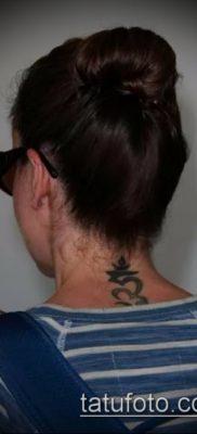Фото Тату Алиссы Милано (Tattoo Alyssa) (значение) – пример рисунка – 013 tatufoto.com