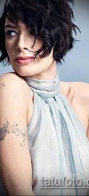 Фото Тату Лины Хиди (Tattoo of Lina Hidey) (значение) – пример рисунка – 002 tatufoto.com