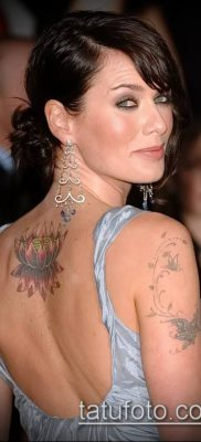 Фото Тату Лины Хиди (Tattoo of Lina Hidey) (значение) – пример рисунка – 019 tatufoto.com