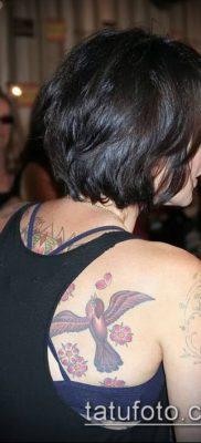 Фото Тату Лины Хиди (Tattoo of Lina Hidey) (значение) – пример рисунка – 020 tatufoto.com