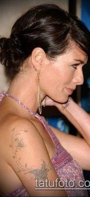 Фото Тату Лины Хиди (Tattoo of Lina Hidey) (значение) – пример рисунка – 021 tatufoto.com
