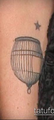 Фото Тату Лины Хиди (Tattoo of Lina Hidey) (значение) – пример рисунка – 023 tatufoto.com