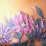 Фото Тату скрывающие растяжки (tattoo) (значение) - пример рисунка - 058 tatufoto.com