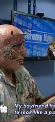 Фото Человек-попугай (Tattoo man-parrot) (значение) – пример рисунка – 013 tatufoto.com