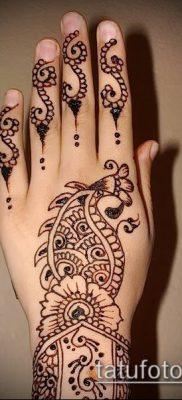 Фото Чем рисуют мехенди (Tattoo) (значение) – пример рисунка – 002 tatufoto.com