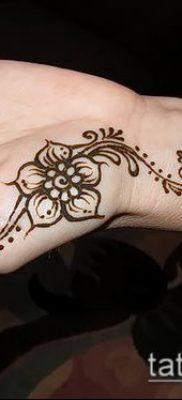 Фото Чем рисуют мехенди (Tattoo) (значение) – пример рисунка – 005 tatufoto.com