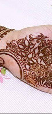 Фото Чем рисуют мехенди (Tattoo) (значение) – пример рисунка – 009 tatufoto.com