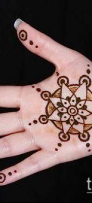 Фото Чем рисуют мехенди (Tattoo) (значение) – пример рисунка – 023 tatufoto.com
