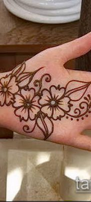 Фото Чем рисуют мехенди (Tattoo) (значение) – пример рисунка – 032 tatufoto.com