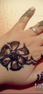 Фото Чем рисуют мехенди (Tattoo) (значение) – пример рисунка – 033 tatufoto.com