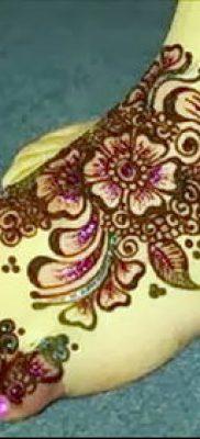 Фото Чем рисуют мехенди (Tattoo) (значение) – пример рисунка – 034 tatufoto.com