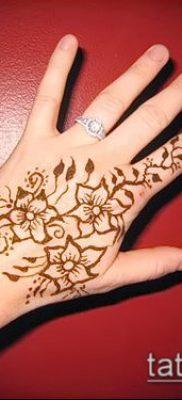 Фото Чем рисуют мехенди (Tattoo) (значение) – пример рисунка – 035 tatufoto.com