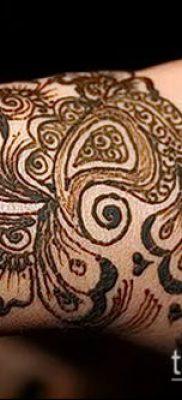 Фото Чем рисуют мехенди (Tattoo) (значение) – пример рисунка – 036 tatufoto.com