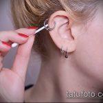 Фото загноился пирсинг (Tattoo) (значение) - пример рисунка - 005 tatufoto.com