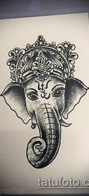 Фото индийские тат (India tattoos) (значение) – пример рисунка – 001 tatufoto.com