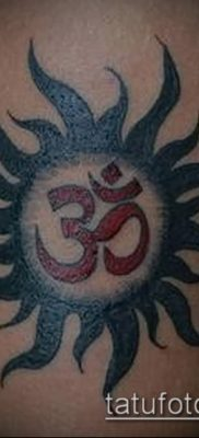 Фото индийские тат (India tattoos) (значение) – пример рисунка – 003 tatufoto.com
