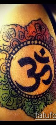 Фото индийские тат (India tattoos) (значение) – пример рисунка – 014 tatufoto.com