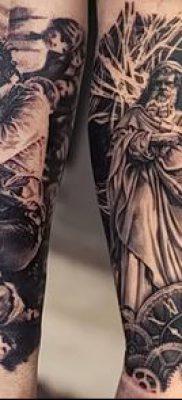 Фото индийские тат (India tattoos) (значение) – пример рисунка – 017 tatufoto.com