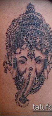 Фото индийские тат (India tattoos) (значение) – пример рисунка – 018 tatufoto.com