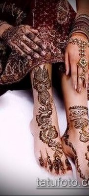 Фото индийские тат (India tattoos) (значение) – пример рисунка – 019 tatufoto.com