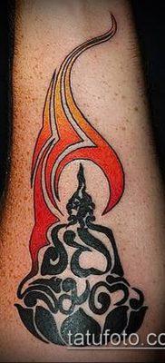 Фото индийские тат (India tattoos) (значение) – пример рисунка – 036 tatufoto.com