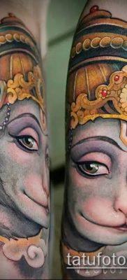 Фото индийские тат (India tattoos) (значение) – пример рисунка – 044 tatufoto.com
