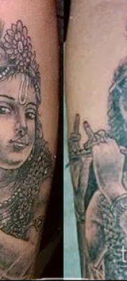 Фото индийские тат (India tattoos) (значение) – пример рисунка – 045 tatufoto.com