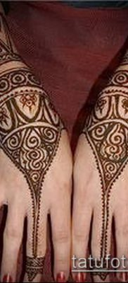 Фото индийские тат (India tattoos) (значение) – пример рисунка – 063 tatufoto.com