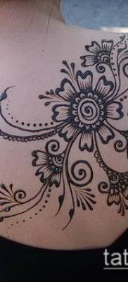 Фото индийские тат (India tattoos) (значение) – пример рисунка – 064 tatufoto.com
