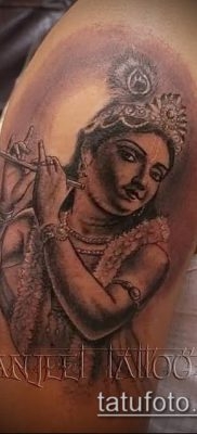 Фото индийские тат (India tattoos) (значение) – пример рисунка – 065 tatufoto.com