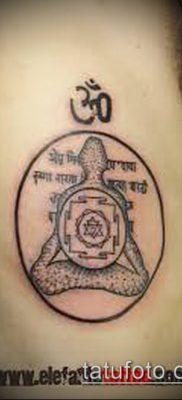 Фото индийские тат (India tattoos) (значение) – пример рисунка – 066 tatufoto.com