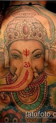 Фото индийские тат (India tattoos) (значение) – пример рисунка – 072 tatufoto.com
