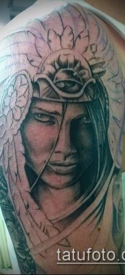 Фото индийские тат (India tattoos) (значение) – пример рисунка – 076 tatufoto.com