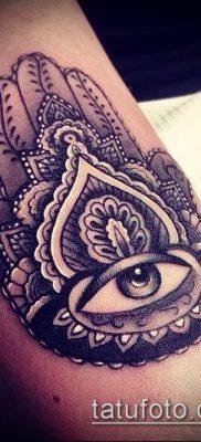 Фото индийские тат (India tattoos) (значение) – пример рисунка – 080 tatufoto.com