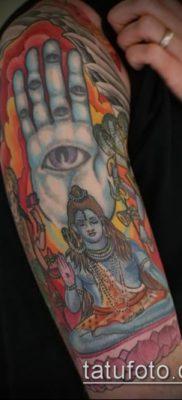 Фото индийские тат (India tattoos) (значение) – пример рисунка – 084 tatufoto.com