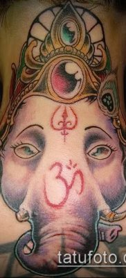 Фото индийские тат (India tattoos) (значение) – пример рисунка – 085 tatufoto.com