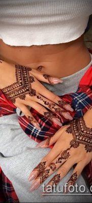 Фото индийские тат (India tattoos) (значение) – пример рисунка – 086 tatufoto.com