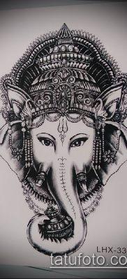 Фото индийские тат (India tattoos) (значение) – пример рисунка – 093 tatufoto.com