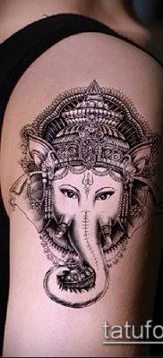 Фото индийские тат (India tattoos) (значение) – пример рисунка – 094 tatufoto.com