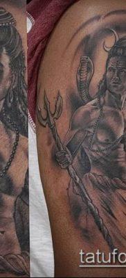 Фото индийские тат (India tattoos) (значение) – пример рисунка – 095 tatufoto.com