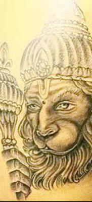 Фото индийские тат (India tattoos) (значение) – пример рисунка – 097 tatufoto.com